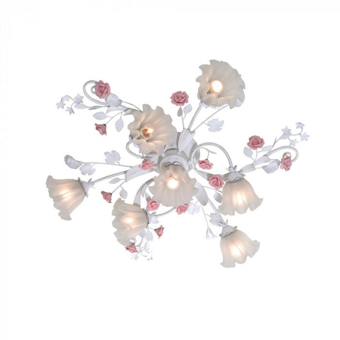 Светильник потолочный Lucia Tucci Fiori di rose 109.6.1