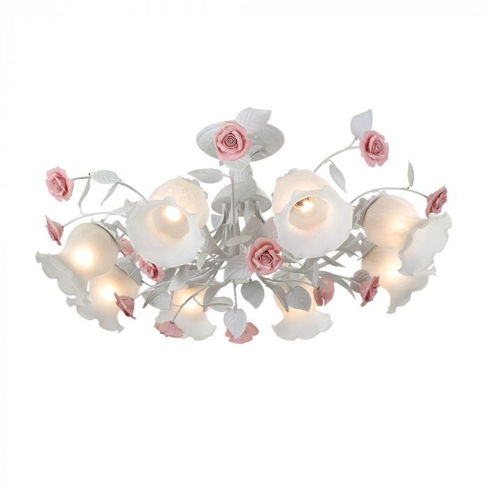 Светильник потолочный Lucia Tucci Fiori di rose 114.8