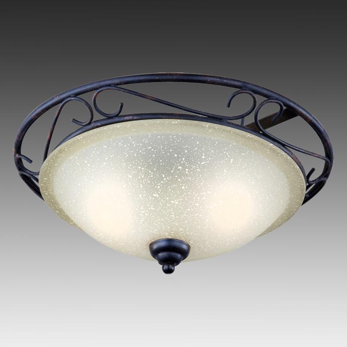 Светильник потолочный Globo Rustica 2 4413-2