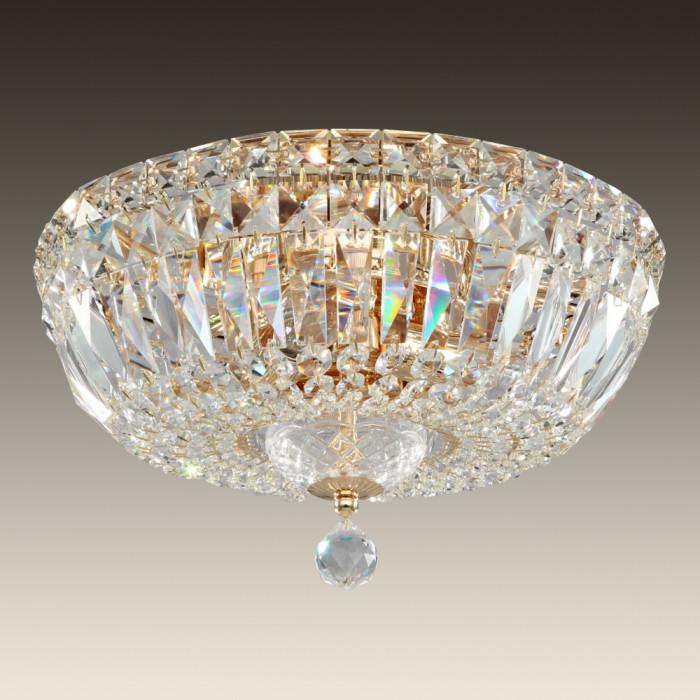 Светильник потолочный Maytoni Diamant 2 DIA100-CL-03-G