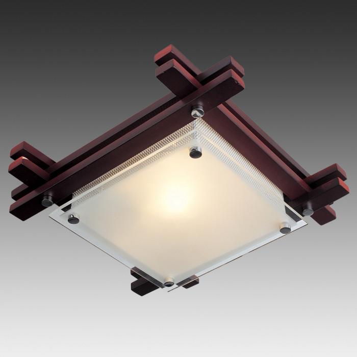 Светильник потолочный Globo Edison 48324