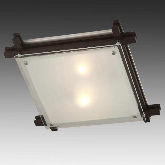 Светильник потолочный Globo Edison 48324-2