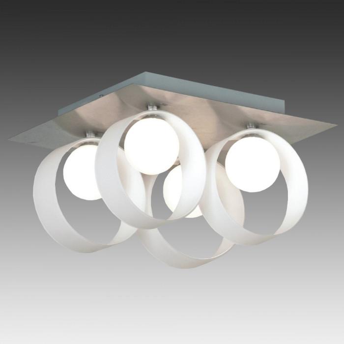 Светильник потолочный Lussole Pallottola LSN-0407-04