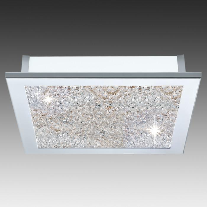 Светильник настенно-потолочный Eglo Auriga Crystal 92714