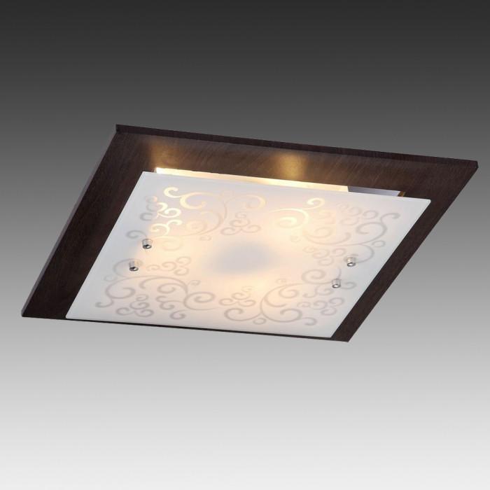 Светильник настенно-потолочный Freya Geometry 3 CL811-03-R