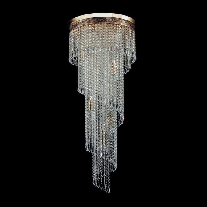 Светильник потолочный Maytoni Cascade T522-PT40x100-G