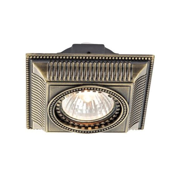 Светильник точечный LArte Luce Avallon L10451.86