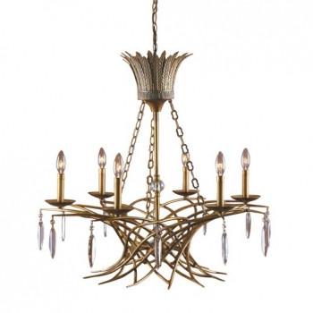 Люстра LArte Luce Crown L53506.58