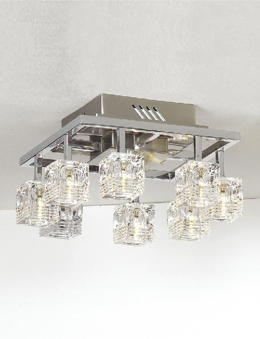 Светильник потолочный Lussole Palinuro LSA-7907-08