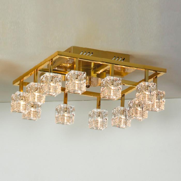 Светильник потолочный Lussole Palinuro LSA-7917-12