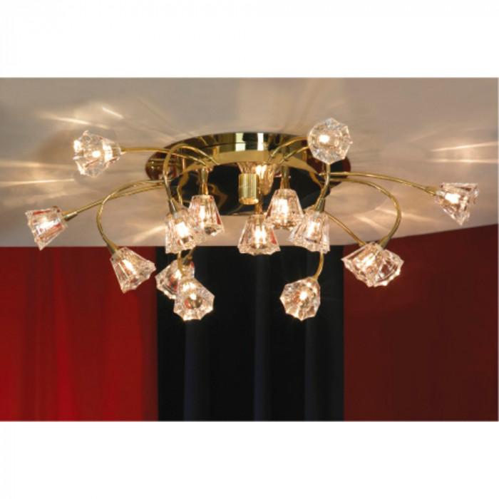Светильник потолочный Lussole Caserta LSC-3013-15