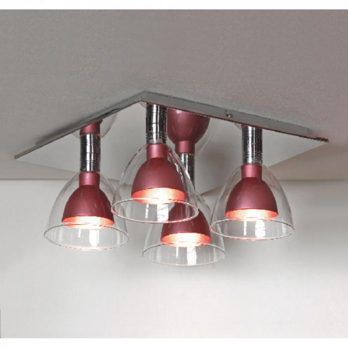 Светильник потолочный Lussole Livorno LSF-0707-04