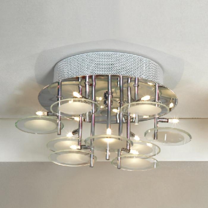 Светильник потолочный Lussole Sardara LSQ-5907-09