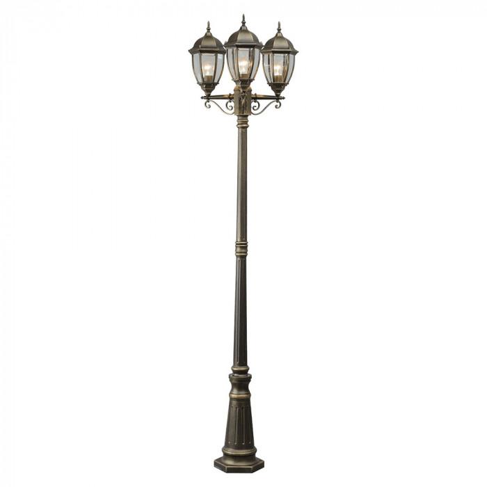 Уличный фонарь MW-Light Фабур 804040703
