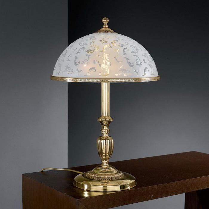 Лампа настольная Reccagni Angelo P 6302 G