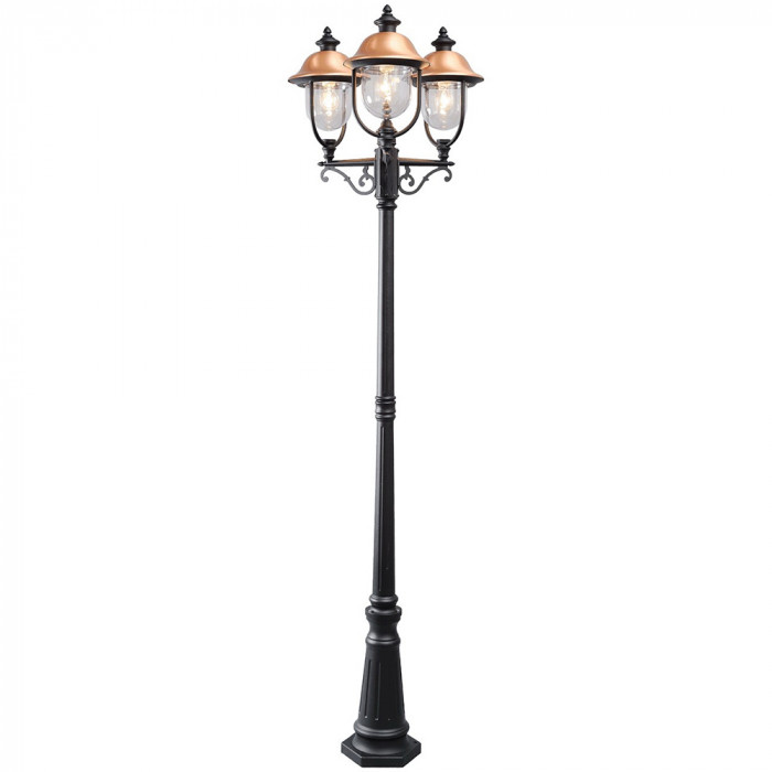 Уличный фонарь MW-Light Дубай 805040702
