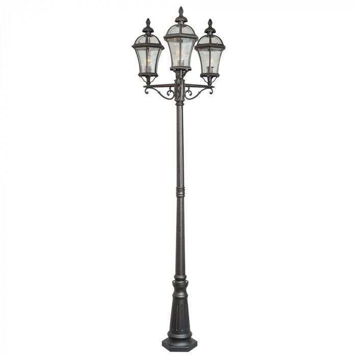 Уличный фонарь MW-Light Сандра 811040703