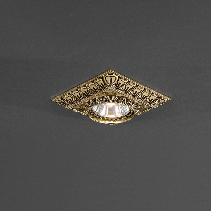 Светильник точечный Reccagni Angelo SPOT 1083 ORO