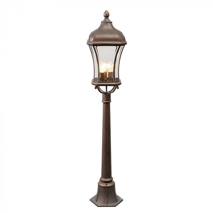 Уличный фонарь MW-Light Шато 800040203