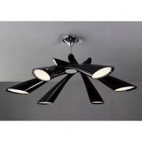 Светильник потолочный Mantra Pop Negro 0906
