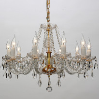 Светильник (Люстра) Favourite Monreal 1735-10P