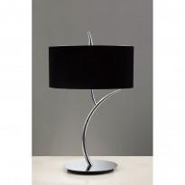 Лампа настольная Mantra Eve Cromo - P. Negra 1177
