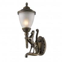 Уличный настенный светильник Favourite Guards 1334-1WL