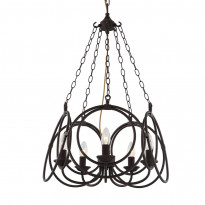 Светильник (Люстра) Favourite Ringe 1520-5P