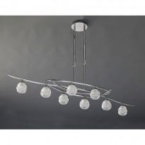 Светильник (Люстра) Mantra Loop Cromo 1800