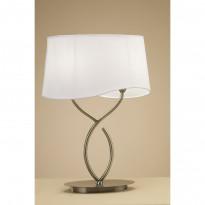 Лампа настольная Mantra Ninette Cuero - Pant. Crema 1926