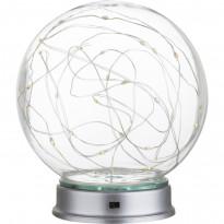Лампа настольная Globo X-Mas 29934