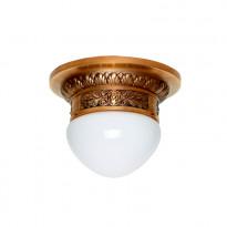 Светильник потолочный Berliner Messinglampen D116-129opB