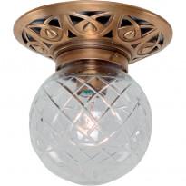 Светильник потолочный Berliner Messinglampen D115-115klB