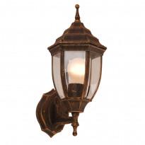 Уличный настенный светильник Globo Nyx 1 31710
