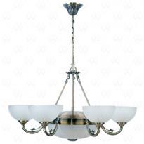 Светильник (Люстра) MW-Light Олимп 318011408