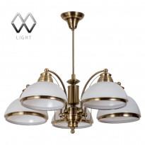 Светильник (Люстра) MW-Light Фелиция 347010605