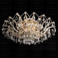 Светильник потолочный Chiaro Луиза 383010210