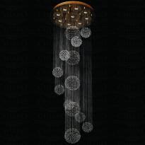 Светильник (Люстра) Chiaro Каскад 384012409