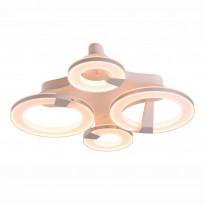 Светильник потолочный IDLamp Jenevra 397/40PF-LEDWhitechrome