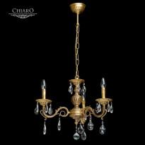 Светильник (Люстра) Chiaro Паула 411012503
