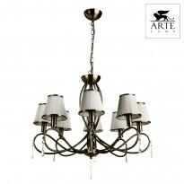 Светильник (Люстра) Arte Logico A1035LM-8AB