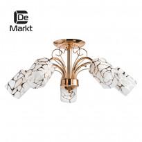 Светильник потолочный DeMarkt Олимпия 638010105