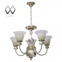 Светильник (Люстра) MW-Light Верчасе 639011105