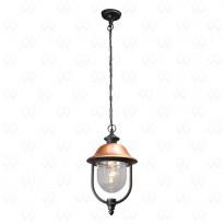 Уличный потолочный светильник MW-Light Дубай 805010401