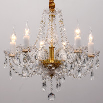 Светильник (Люстра) Favourite Simone 1736-6P