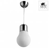 Светильник (Люстра) Arte Edison A1402SP-1SS