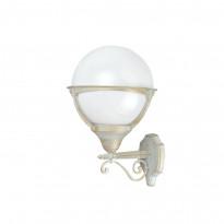 Уличный настенный светильник Arte Monaco A1491AL-1WG
