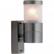 Уличный настенный светильник Arte Rapido A3201AL-1SS