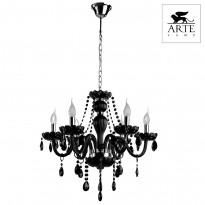Светильник (Люстра) Arte Teatro A3964LM-6BK