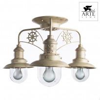 Светильник потолочный Arte Sailor A4524PL-3WG